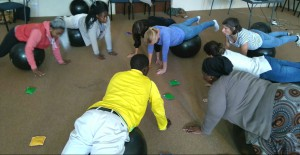 Amathemba teacher training