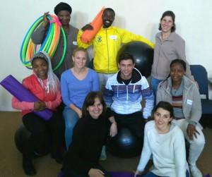 Amathemba training