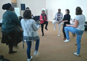 Teacher training Amathemba